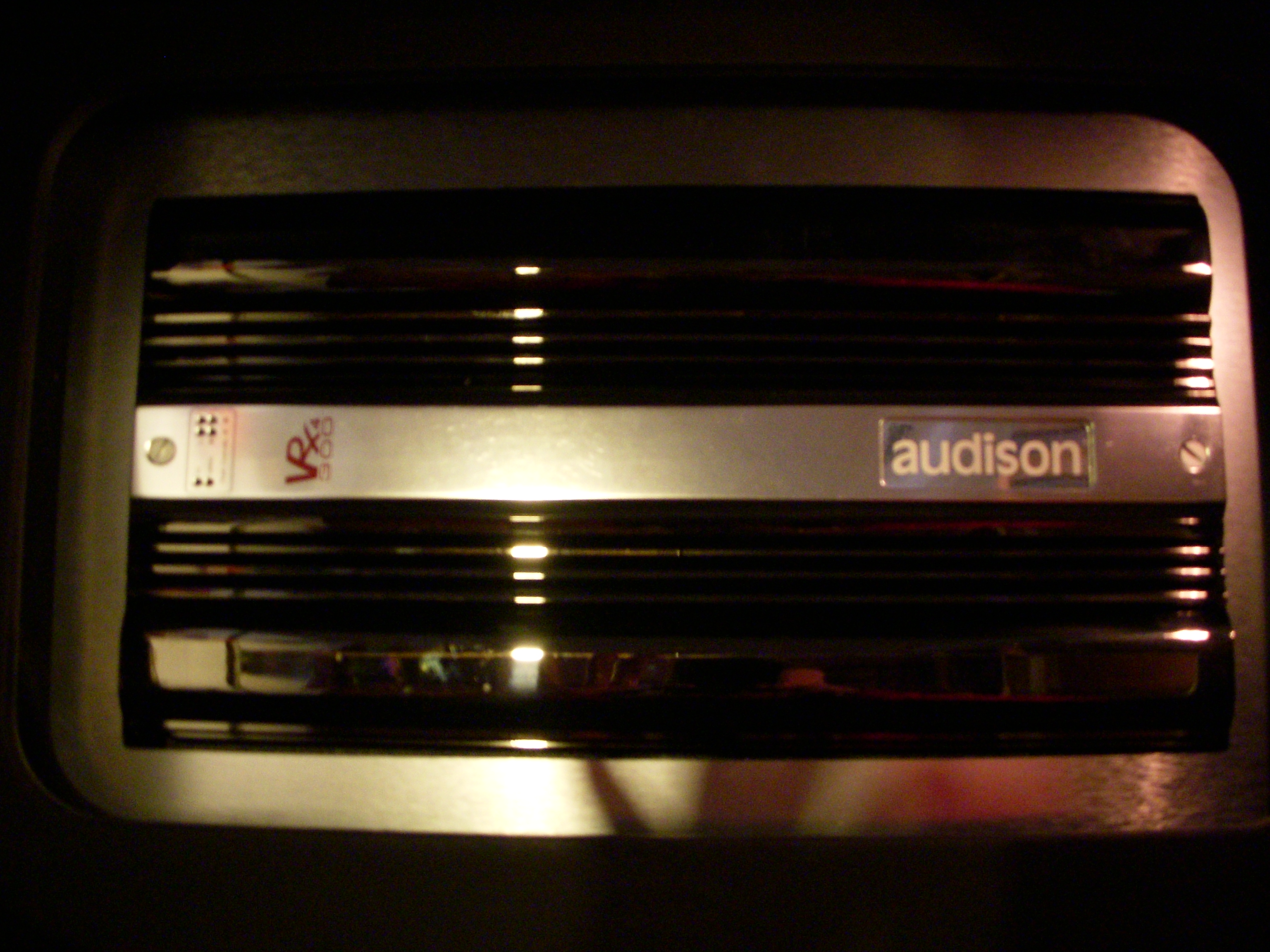 Audison thesis amp